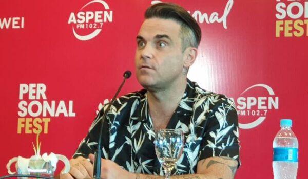 Entrevista a Robbie Williams