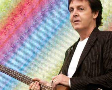 Paul McCartney prepara un nuevo disco