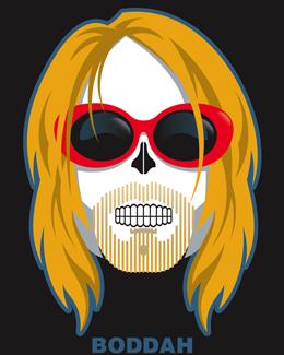 Boddah, el misterioso personaje al que Kurt Cobain le dedicó la carta suicida