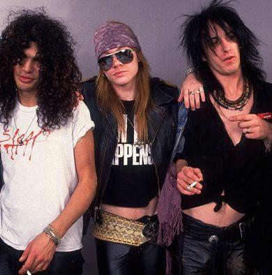 Guns N Roses: ¿La formación original se reunirá el próximo año?