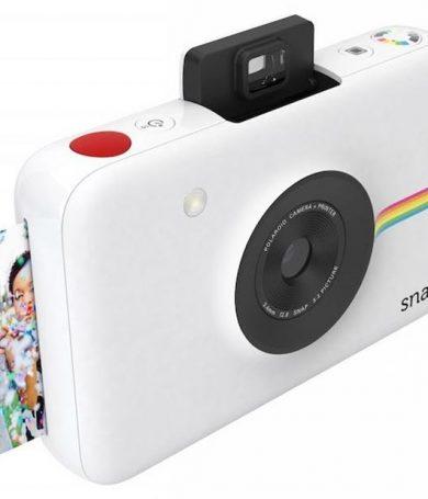 Polaroid Snap es la nueva cámara que imprime fotos sin utilizar tinta