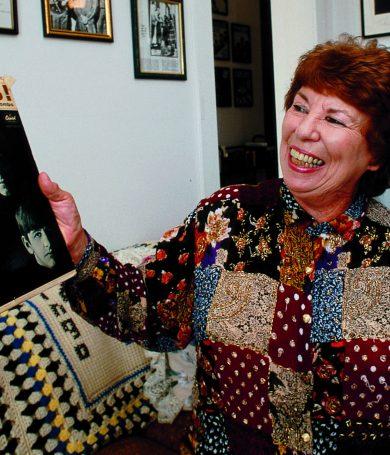 Louise Harrison enviará un mensaje a los fanáticos de The Beatles en Ecuador