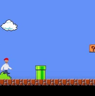 Mario Bros: Utilizan juego para graficar crisis de migrantes sirios
