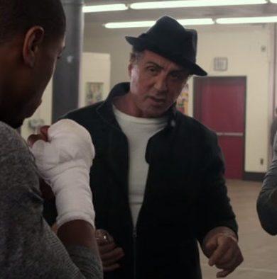 Creed: Nuevo trailer de la película que trae de vuelta a Rocky