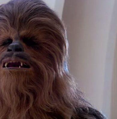 Star Wars: Escucha el nuevo remix de Chewbacca