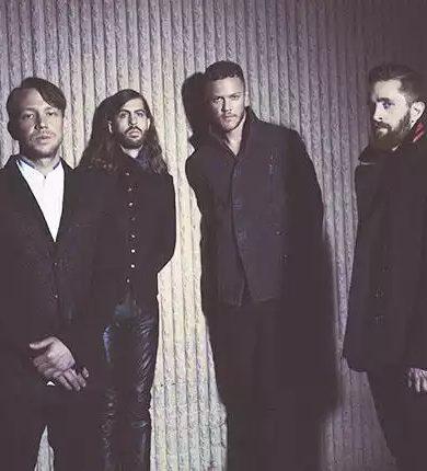 Imagine Dragons dona una canción en ayuda a los refugiados sirios