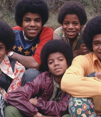 Los Jackson 5 firman con la Motown
