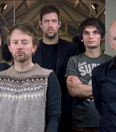 Radiohead vuelve a la carretera tras cuatro años sin giras