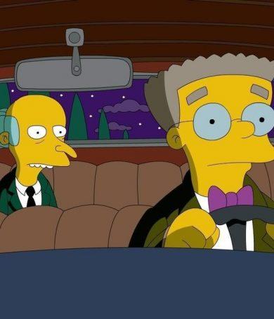 Sorpresa en Los Simpsons: renuncia Smithers