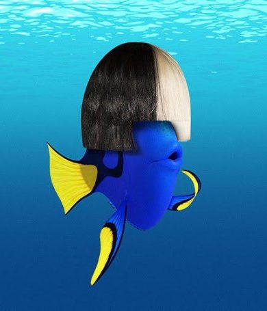 'Buscando a Dory' contará con la cantante Sia para su tema principal