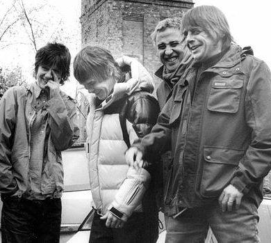 The Stone Roses estrenan su primer single en 22 años