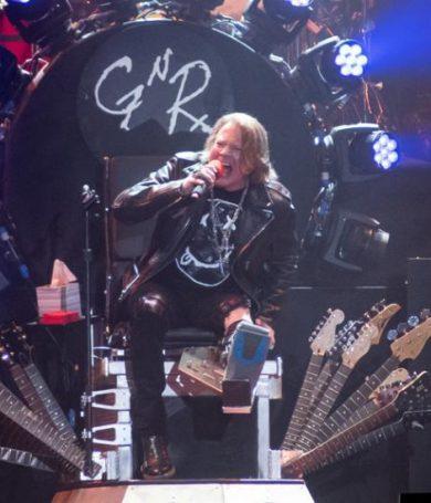 ¿Qué hizo Axl Rose con el sillón de Dave Grohl?