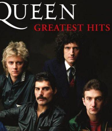 """""""Greatest Hits"""" de Queen es el disco que más vendió en la historia del Reino Unido"""