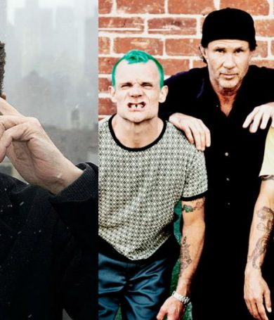 David Bowie rechazó dos veces producir a los Red Hot Chili Peppers