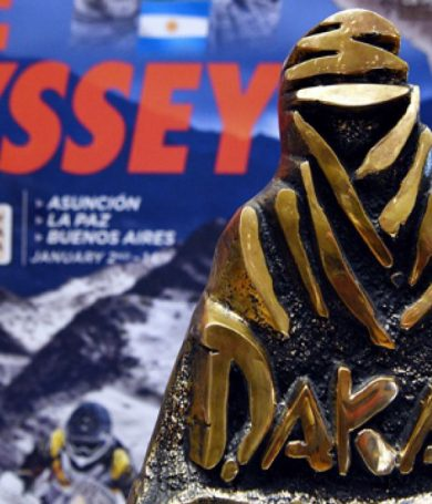 El Rally Dakar 2017, arranca en Asunción