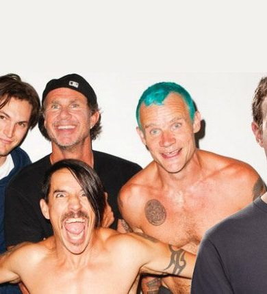 Los Red Hot Chili Peppers son los que más suenan en la casa de Mark Zuckerberg