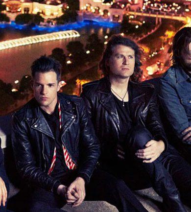 """The Killers: """"Mr Brightside"""" recibe un premio más."""