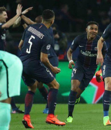 PSG derrotó al Barça