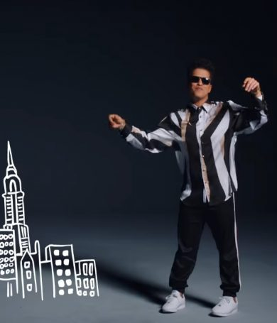 "Bruno Mars estrena video: ""That's What I Like"""