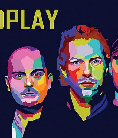 Llega 'Kaleidoscope', nuevo album de Coldplay
