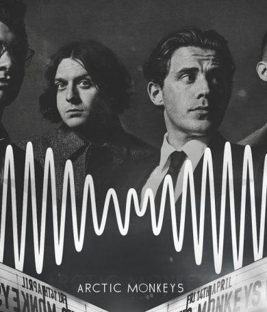 Arctic Monkeys y su nuevo disco
