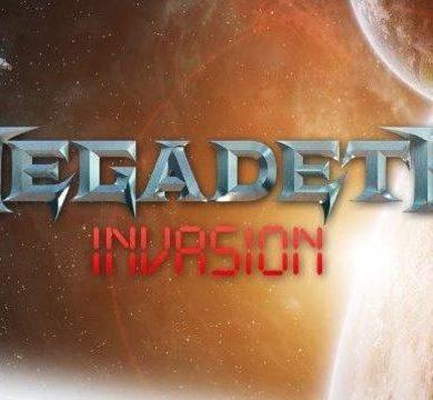Megadeth presenta un 'nuevo' videojuego