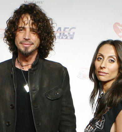 La esposa de Chris Cornell da su versión sobre la muerte del cantante
