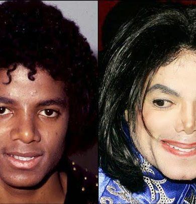 ¿Cómo sería el rostro de Michael Jackson ahora si no tuviera cirugías?