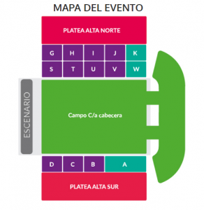 mapa green