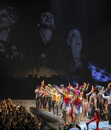 Cirque du Soleil regresará a Paraguay
