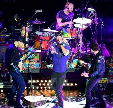 Metallica y Coldplay juntos en un documental
