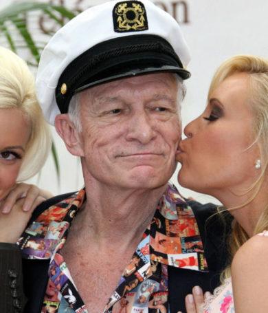 El fundador de Playboy fallece a los 91 años.