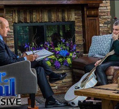 Sinead O'Connor: Talk Show sobre sus problemas mentales con Dr. Phill.
