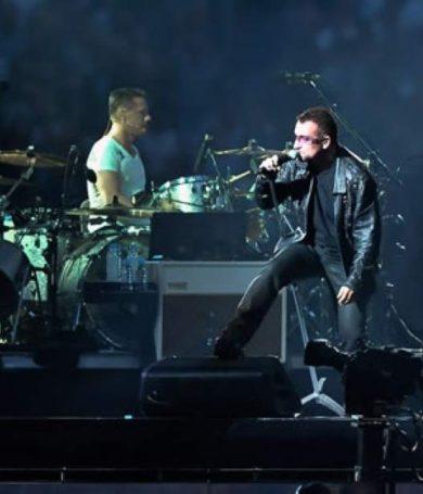 U2: los mexicanos son héroes.