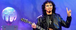 """Tomy Iommi: """"Solo podíamos tocar las canciones que Ozzy lograba cantar."""""""