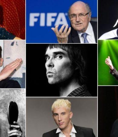 Tu ídolo es un forro: página web recopila casos de abuso sexual que involucran a famosos.