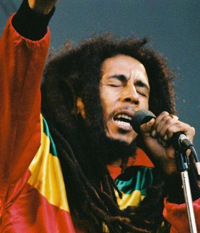 Bob Marley: 10 cosas que seguro no sabías