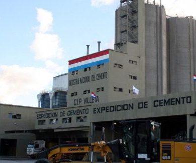 La INC registró un record en ventas de bolsas de cemento el último mes.