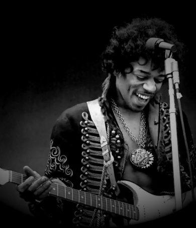Efeméride: Jimi Hendrix edita su primer sencillo