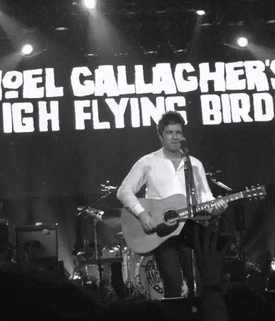 Noel Gallagher's High Flying Birds lanza nuevo video.