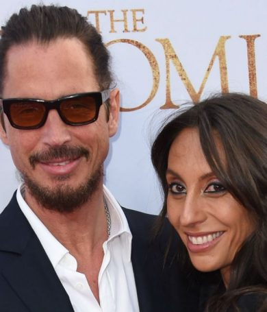 La viuda de Chris Cornell culpa a su médico de su muerte.