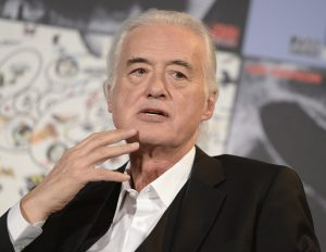 Jimmy Page descarta shows en vivo con Led Zeppelin