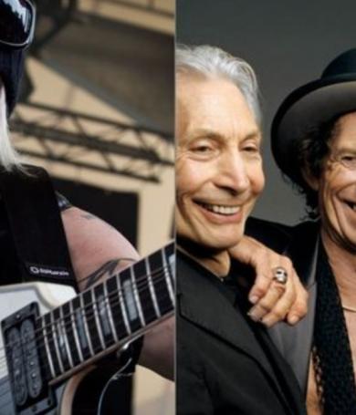 Michael Schenker rechazó una audición para ser guitarrista de los Rolling Stones.
