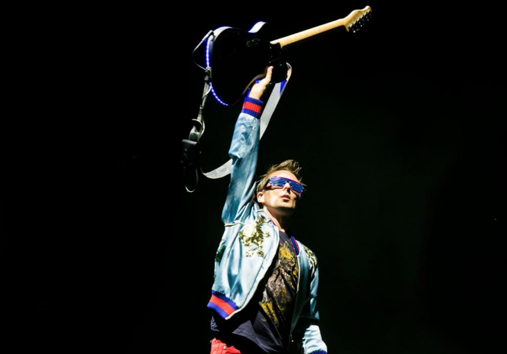 """Muse publica su nueva canción """"Thought contagion""""."""