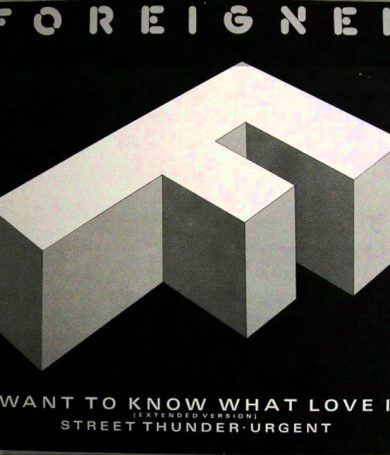 "Efeméride: ""I want to know what love is"" llega al nº1 de Billboard"