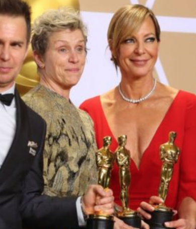 Estos son todos los ganadores de los premios Oscar 2018