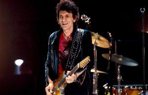 The Rolling Stones: Ronnie Wood venció al cáncer de pulmón.