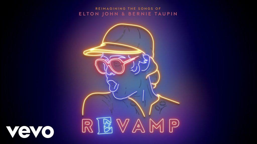 "Publican álbum en homenaje a Elton John y Bernie Taupin: ""Revamp And Restoration"""
