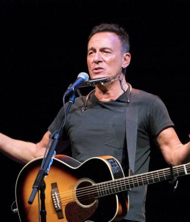 Show de Bruce Springsteen llegará a Netflix en diciembre
