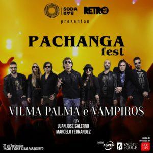 """Para festejar el día de la primavera se viene... """"Pachanga Fest"""""""